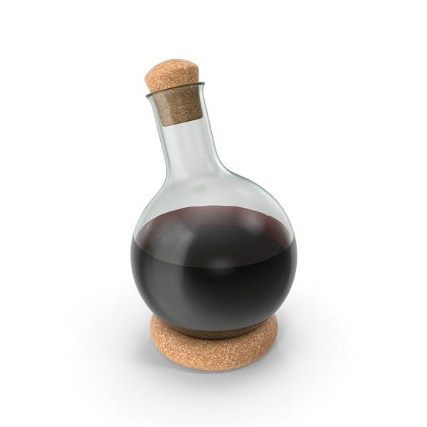 Бутылка вина Кьянти