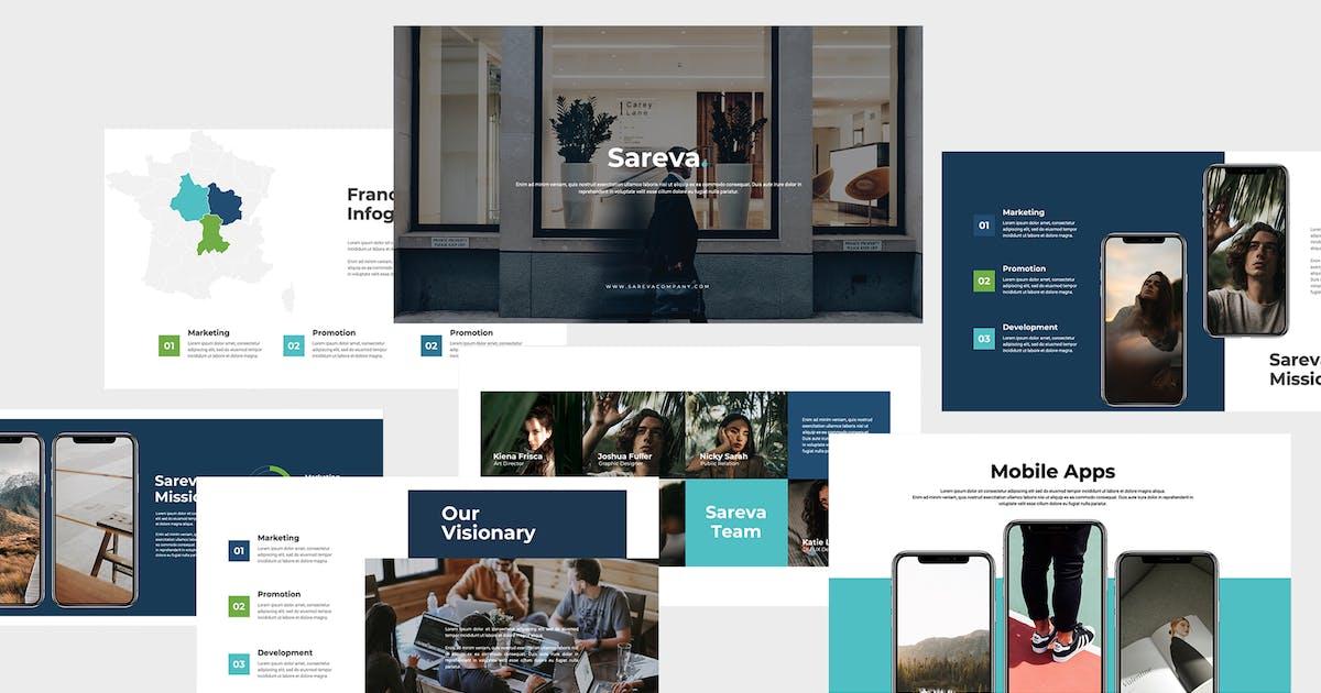 Download Sareva - Multipurpose Powerpoint Template by eunavia