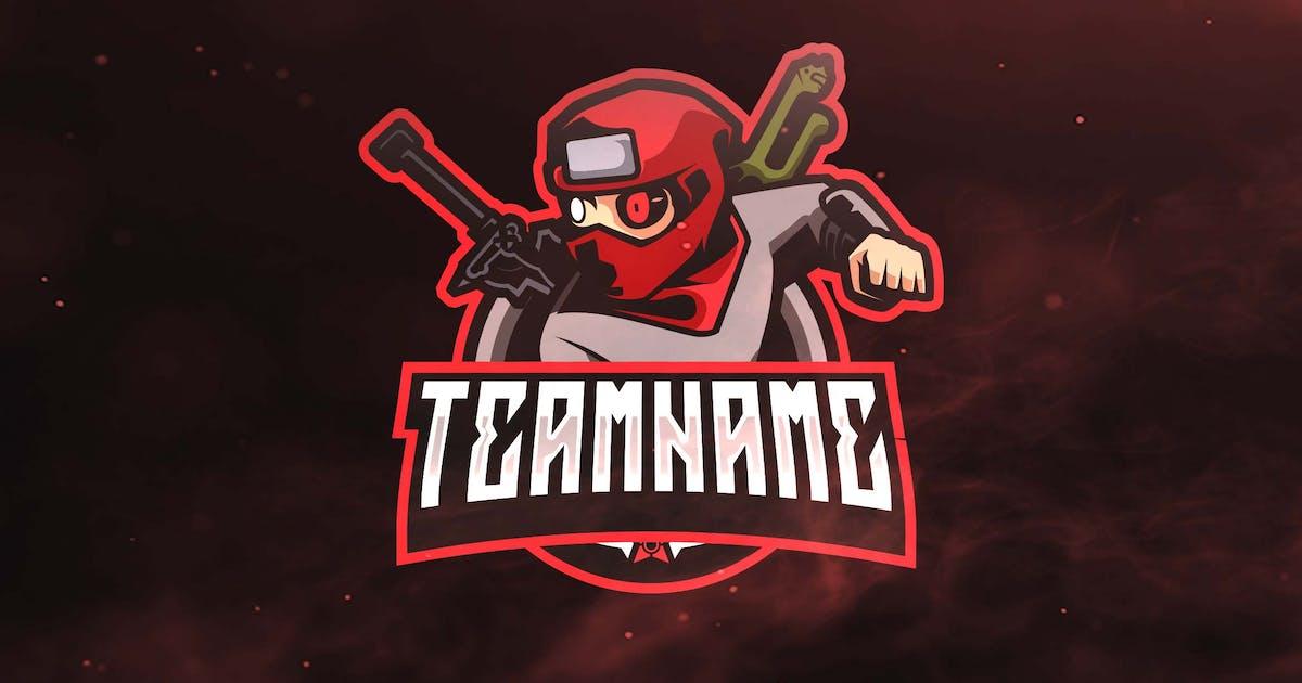 Download Ninja Sport and Esports Logos by ovozdigital
