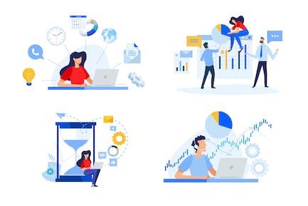 Businessplan und Datenanalyse