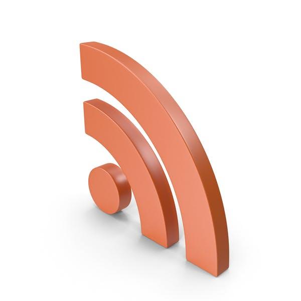 Символ RSS