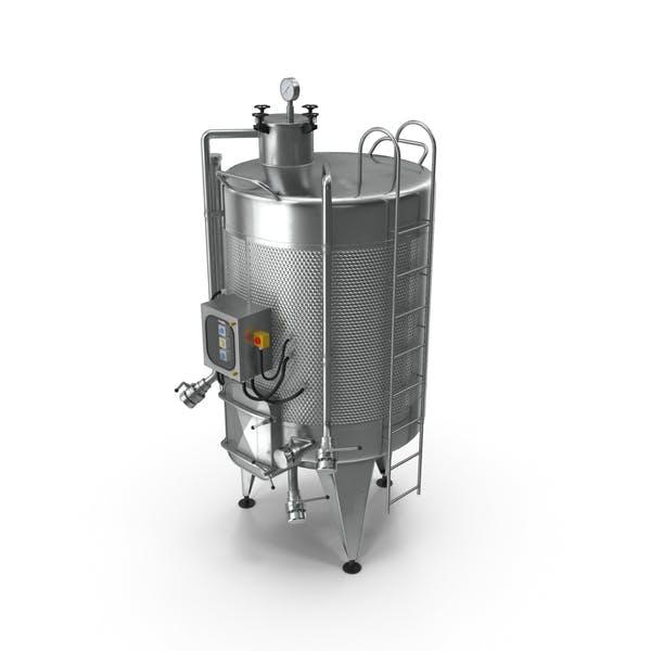 Винный ферментационный бак из нержавеющей стали