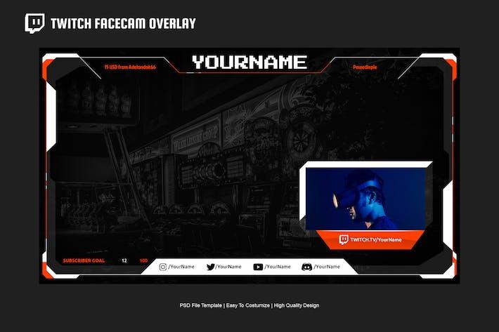 Video Overlay v6 | Video Streaming Overlay