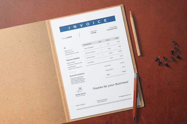 Thumbnail for Invoice vol. 13