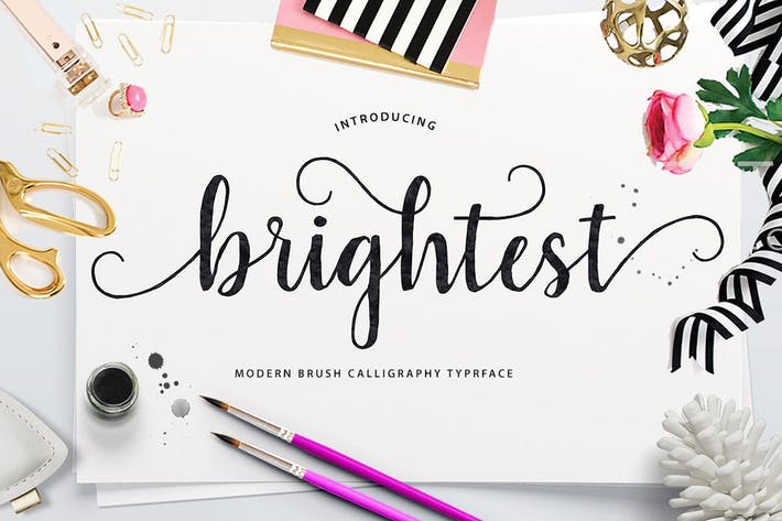 Cover Image For Brightest Script