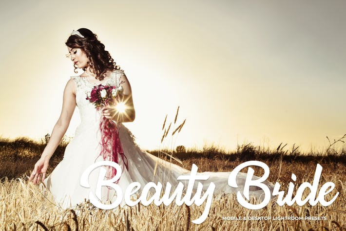 Thumbnail for Beauty Bride Móvil & Escritorio Ajustes preestablecidos de Lightroom