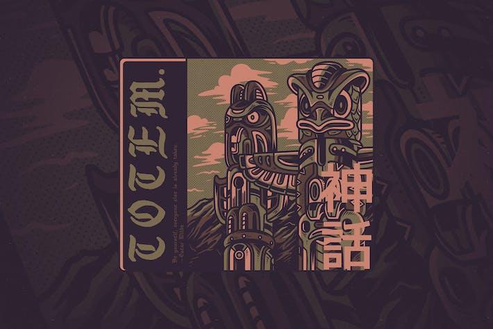 Thumbnail for Totem Part 2