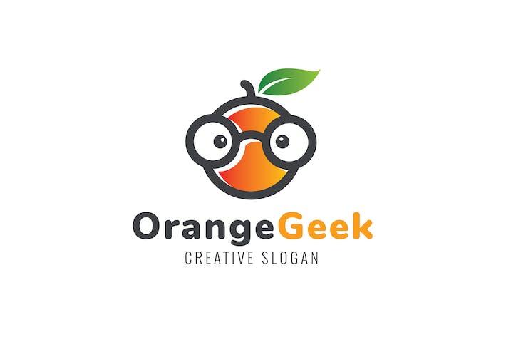Thumbnail for Оранжевый Шаблон логотипа