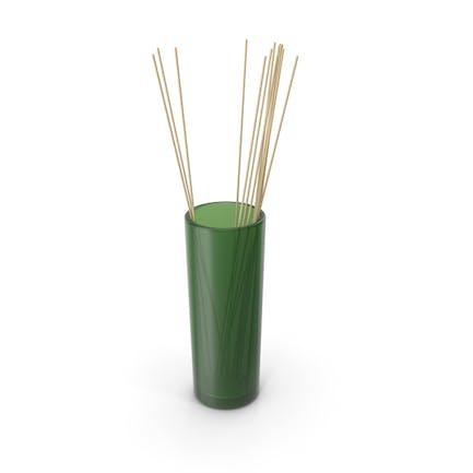 Decorative Glass Tube Vase
