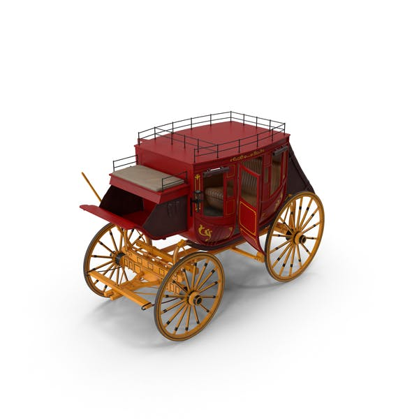 Cover Image for Concord Stagecoach