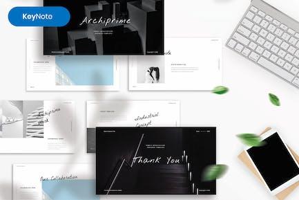 Archiprime – Architecture Business Keynote Templat