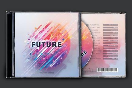 Future CD Cover Artwork
