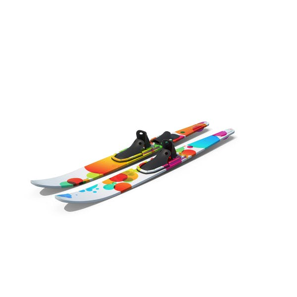 Thumbnail for Waterskis Generic