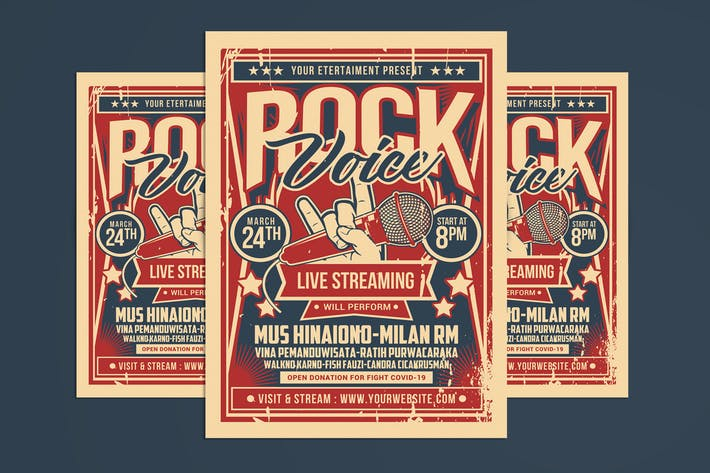 Thumbnail for American Rock Streaming Concert