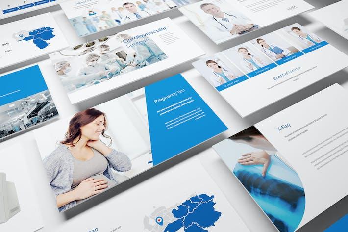 Download 39 medical presentation templates envato elements thumbnail for medical and hospital google slides template toneelgroepblik Images
