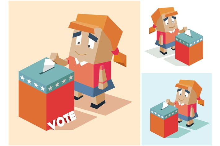 Thumbnail for Presidential election day
