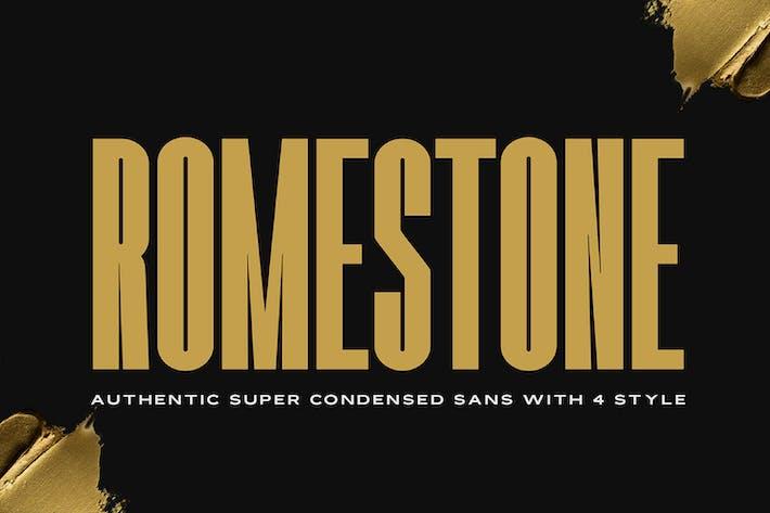 Thumbnail for Romestone