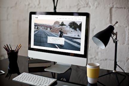 Lisbeth - Un Estilo de vida WordPress Blog Tema