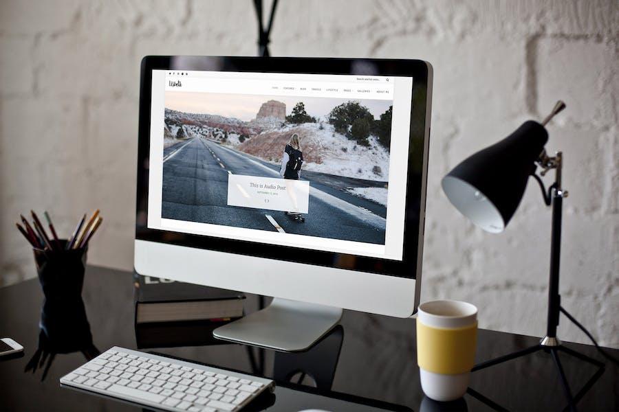 Lisbeth - A Lifestyle WordPress Blog Theme