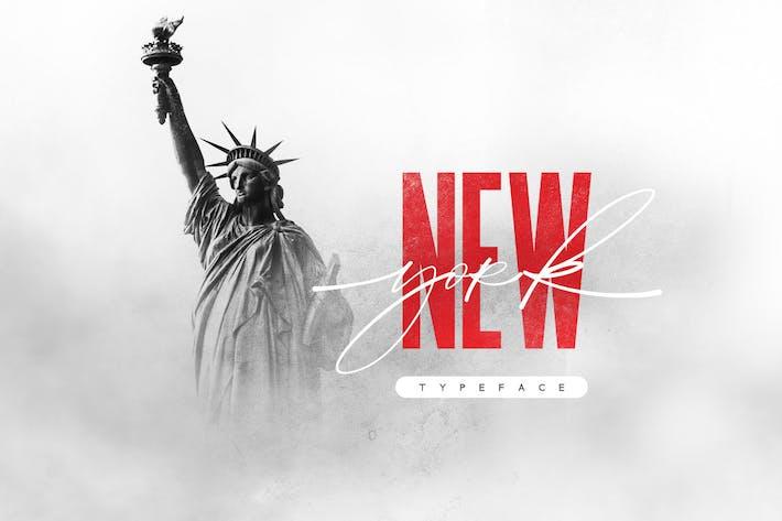 Duo de polices New York