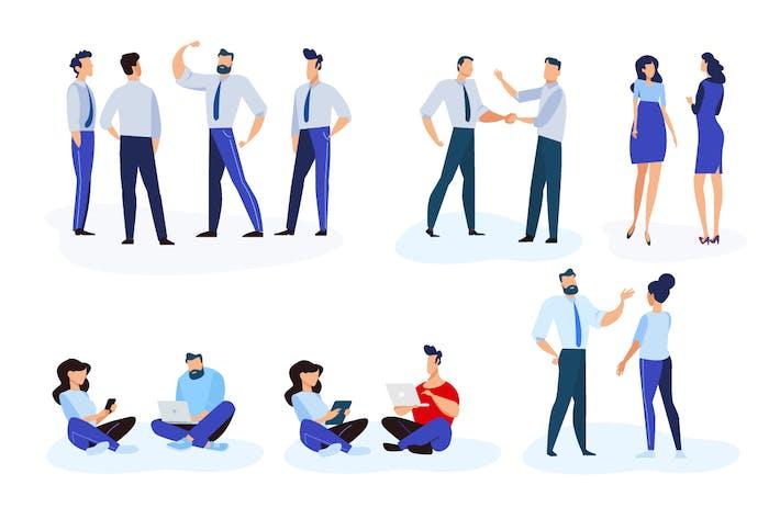Thumbnail for Бизнес-ситуации и коммуникации
