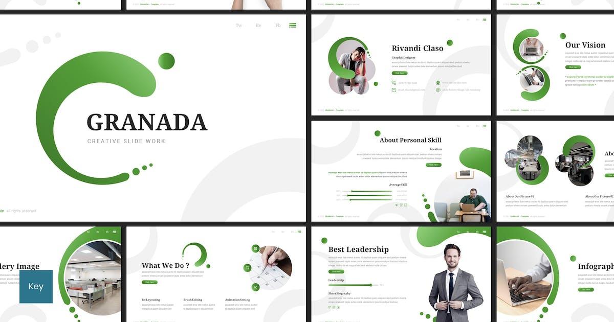 Download Granada - Creative Keynote Template by inspirasign