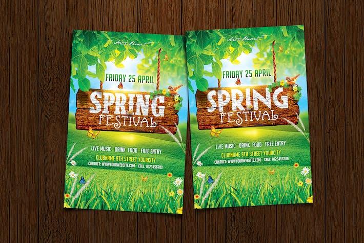 Thumbnail for Fête du printemps