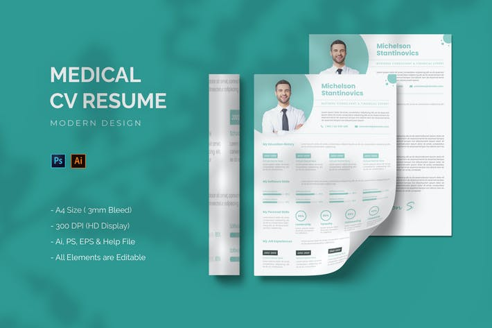 Medical Recruitment - CV Resume