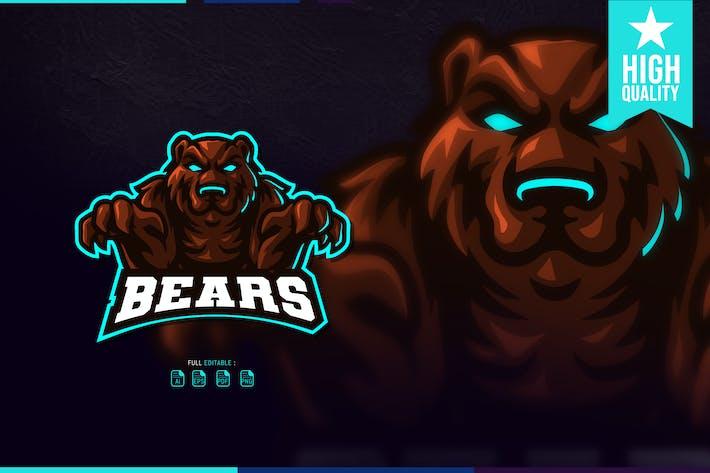 Bears Esport Logo