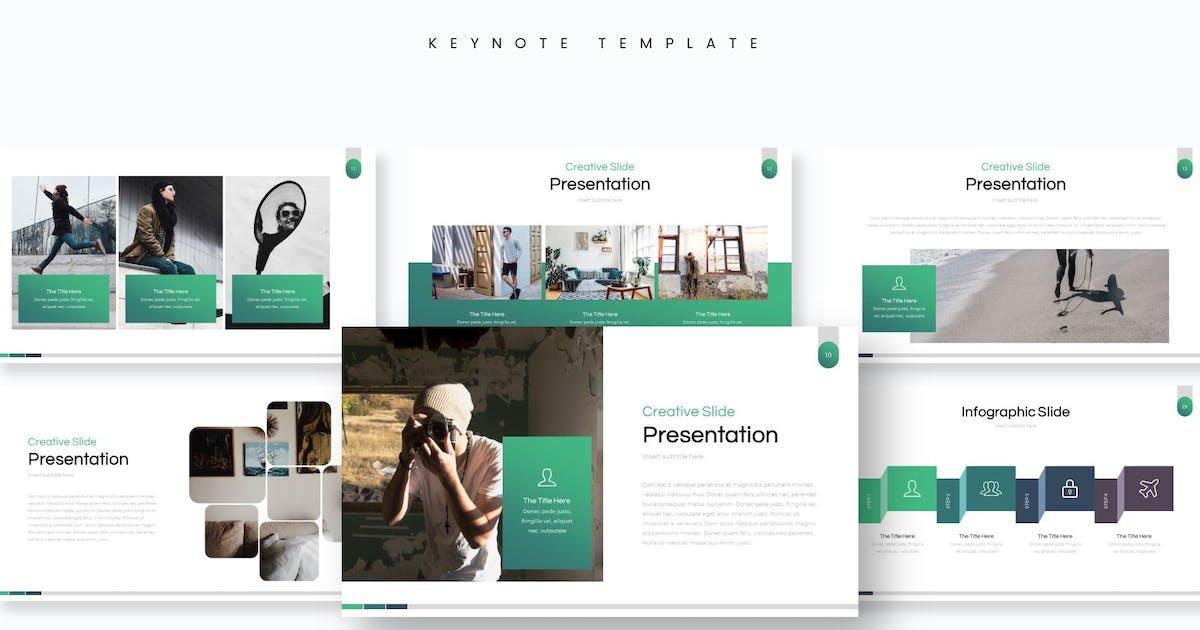 Download Envira - Keynote Template by aqrstudio