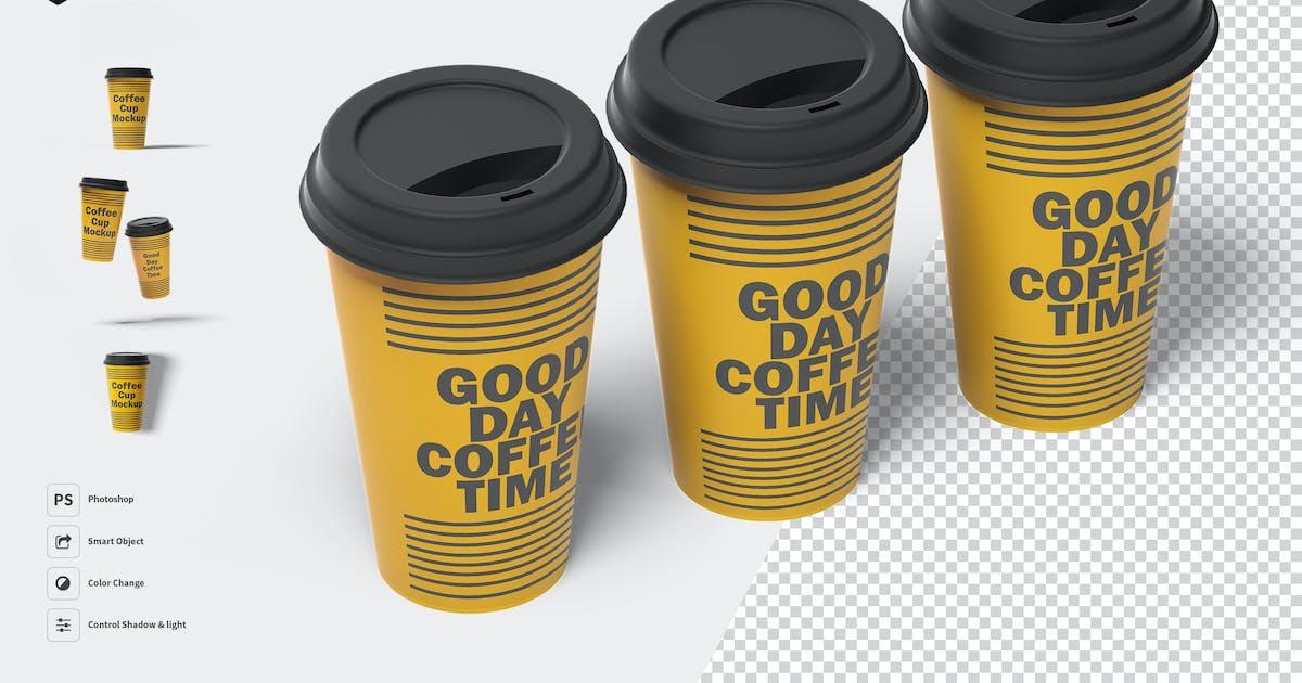 Download Coffee Cup Mockup Set FH by Rometheme