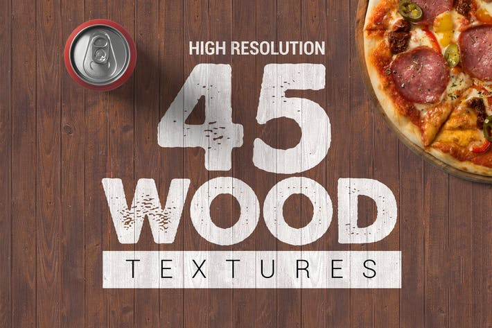 Cover Image For 45 Wood Textures