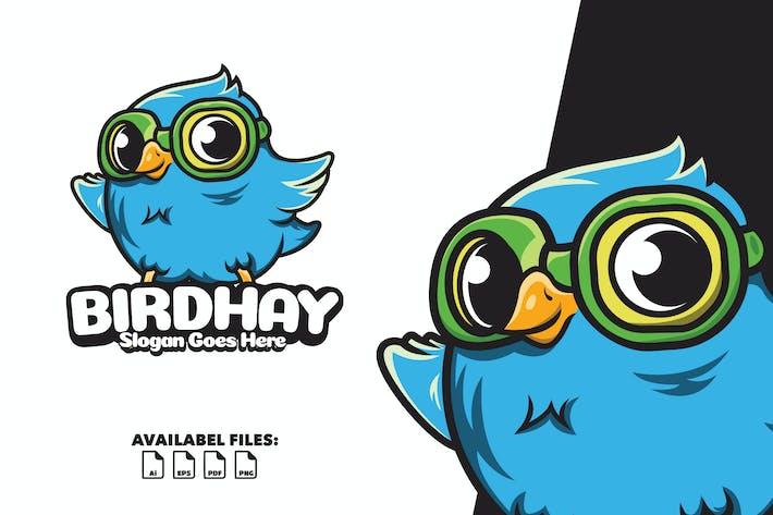Thumbnail for Birdhay - Logo Mascot