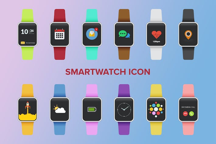 Thumbnail for Smartwatch Icon
