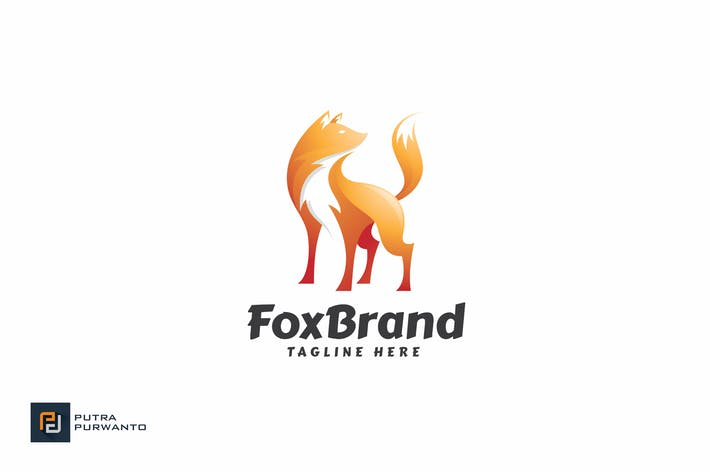 Thumbnail for Fox Brand - Logo Template