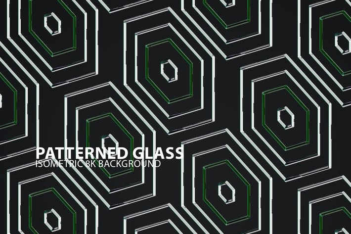 Thumbnail for Patterned Glass Background