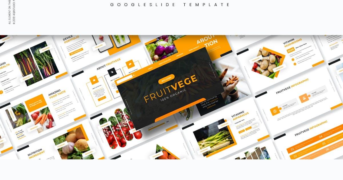 Download Fruitvege - Google Slides Template by aqrstudio