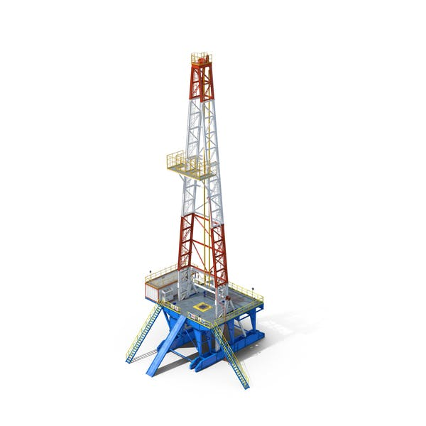 Thumbnail for Fracking Gas Platform