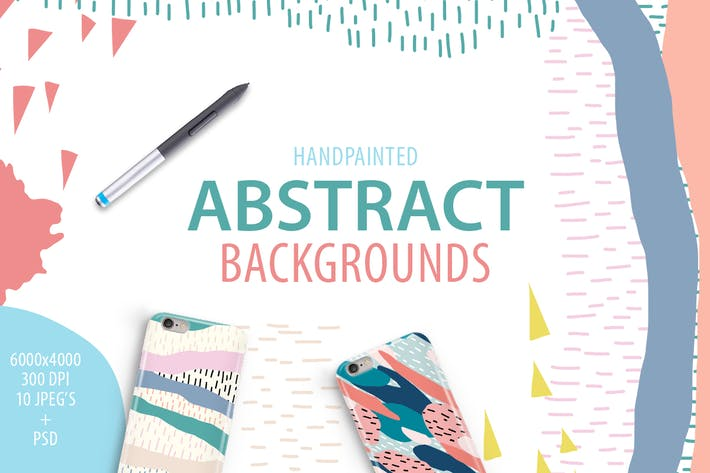 Thumbnail for Abstract Backgrounds