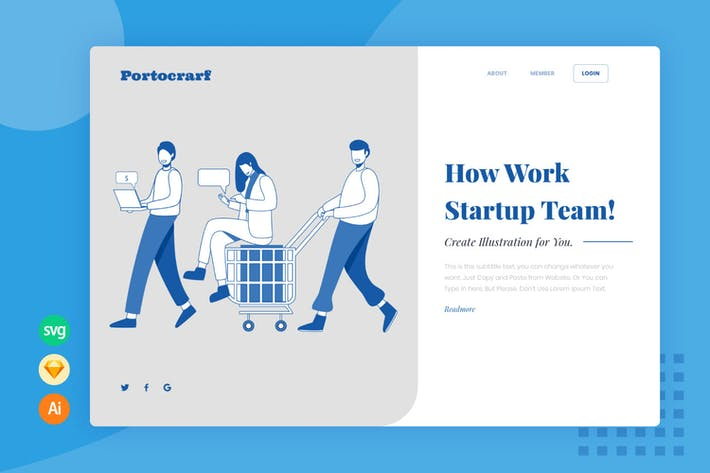 Thumbnail for Working With Friends - Website Header