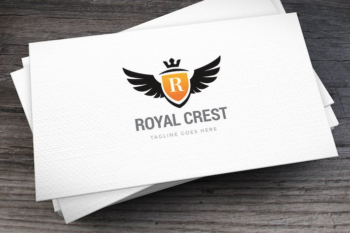 Thumbnail for Royal Crest Logo Template