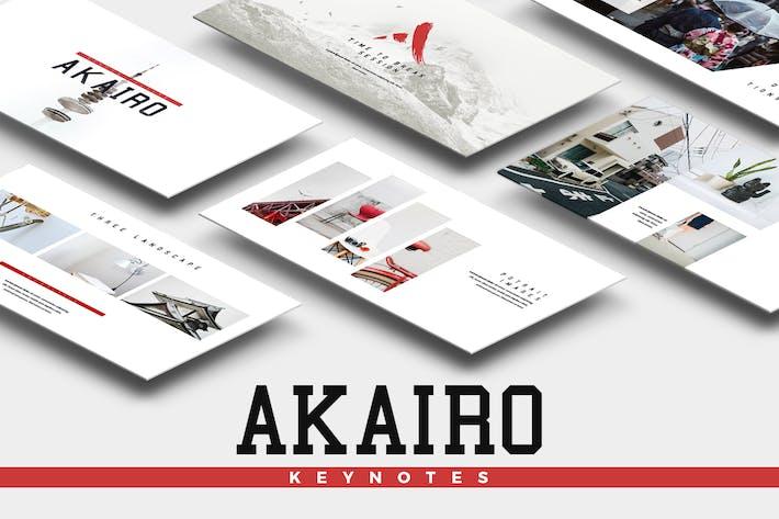 Thumbnail for Akairo Keynote