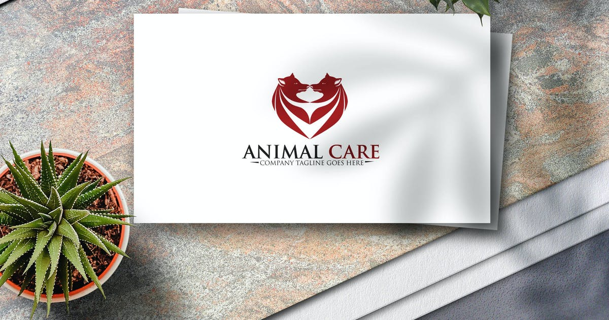 Download Animal Care Logo by Voltury