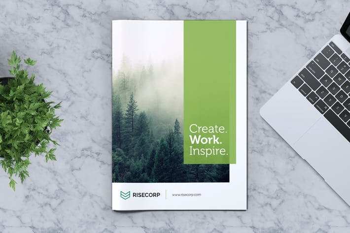 Thumbnail for Creative Brochure Template Vol. 11