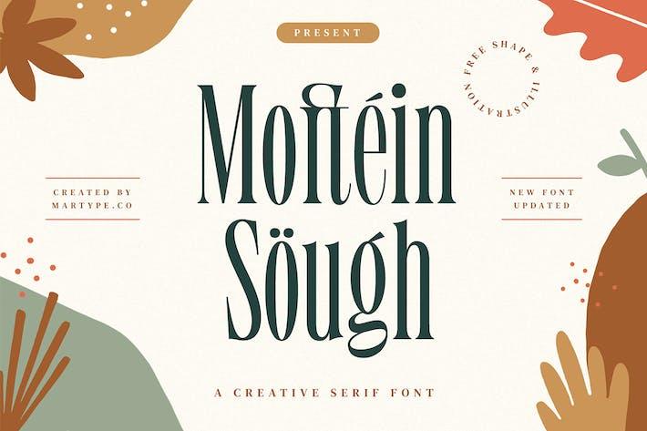 Moftein Sough - Fuente de visualización + Bono