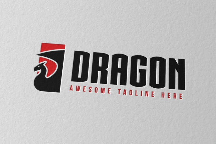 Thumbnail for Dragon Logo 3