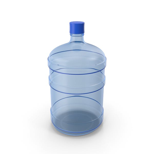 Пустой контейнер для воды