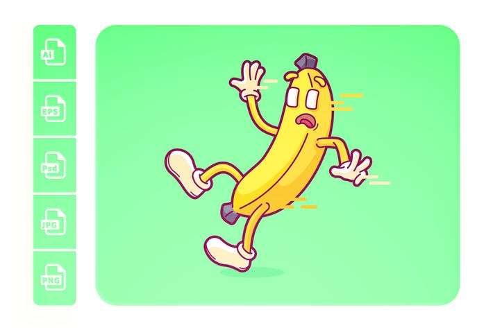 Thumbnail for Slipped Banana