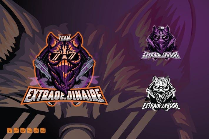 Thumbnail for Esports Team Gaming Logo - Team Extraordinaire