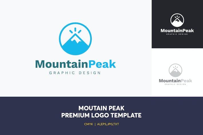 Thumbnail for Moutain Peak Logo
